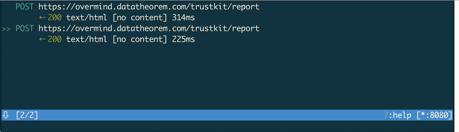 SSL pinning validation
